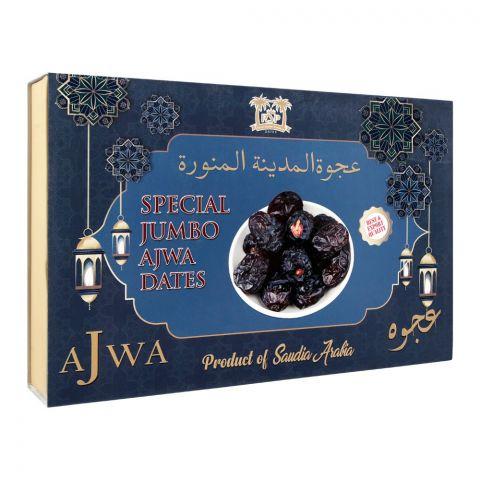 Royal Shamsi Special Jumbo Ajwa Dates, 800g