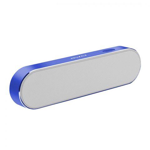 Awei Wireless Metal Dual-Track Speaker, Y220