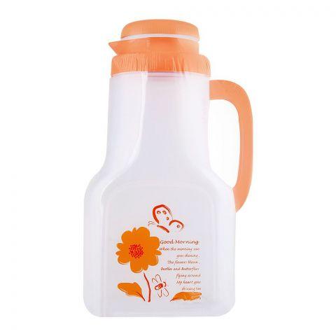 Lion Star Saloon Water Bottle, Orange, 2 Liters, DS-1