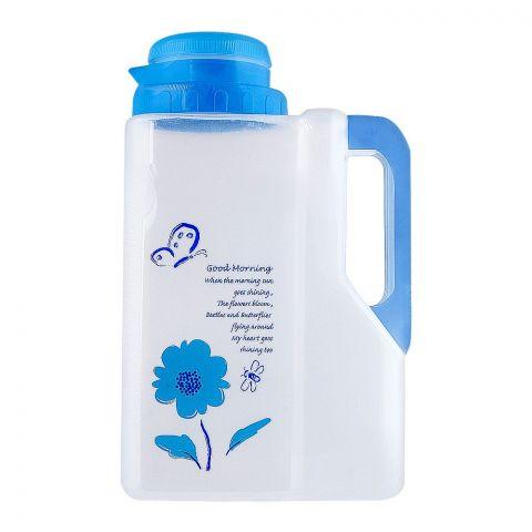 Lion Star Saloon Water Bottle, Blue, 2.5 Liters, DS-2