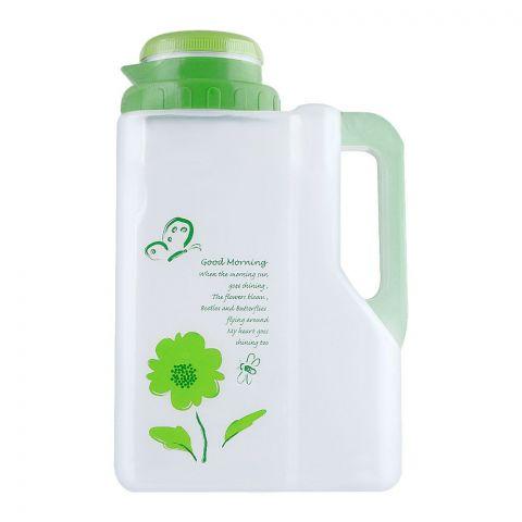 Lion Star Saloon Water Bottle, Green, 2.5 Liters, DS-2
