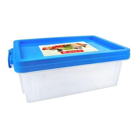 Lion Star Clear Box Multi-Purpose Container, No. 30, Blue, FX-5