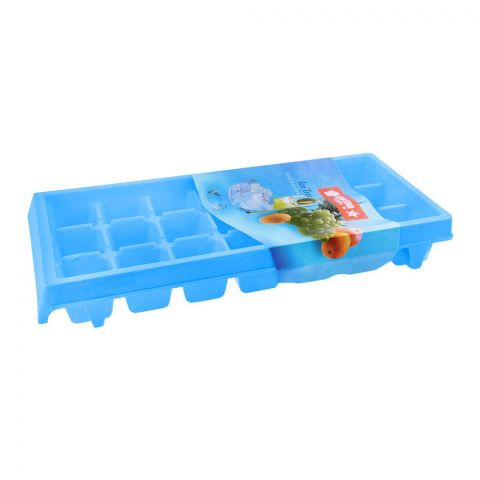 Lion Star Ice Cubes Tray, 001, Blue, IT-5