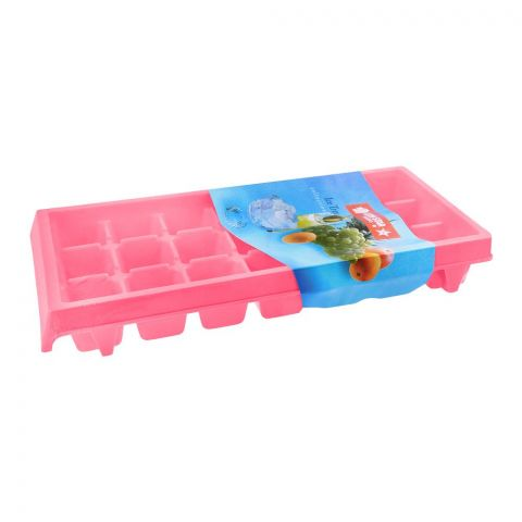 Lion Star Ice Cubes Tray, 001, Pink, IT-5