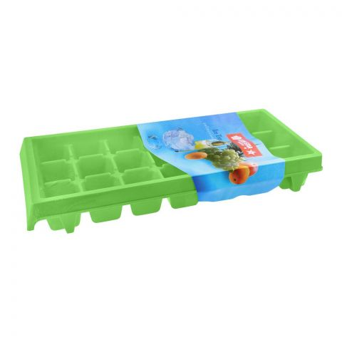 Lion Star Ice Cubes Tray, 001, Green, IT-5