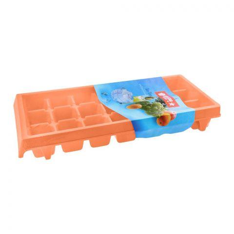 Lion Star Ice Cubes Tray, 001, Orange, IT-5