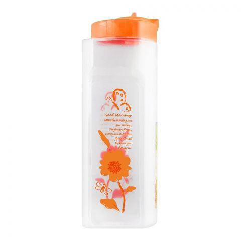 Lion Star Jumbo Water Bottle, Orange, 2 Liters, J-2