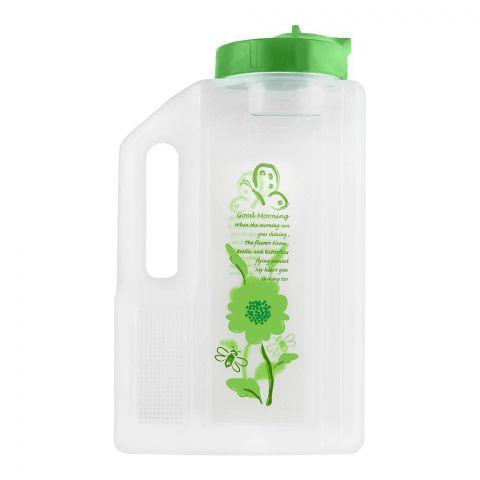 Lion Star Jumbo Water Bottle, Green, 3 Liters, J-5