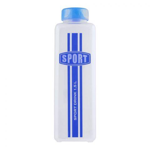 Lion Star Sport Water Bottle, Blue, 1.5 Liters, L-4