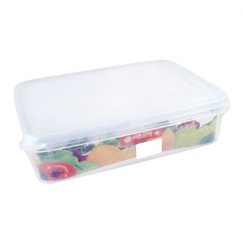 Lion Star Fresh Sealware Multi-Purpose Container, White, SW-88