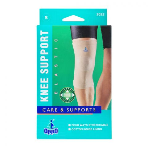 Oppo Medical Elastic Knee Support, Small, 2022
