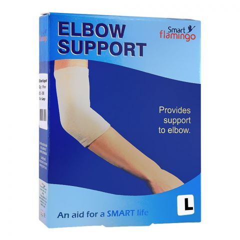 Smart Flamingo Elbow Support, Large
