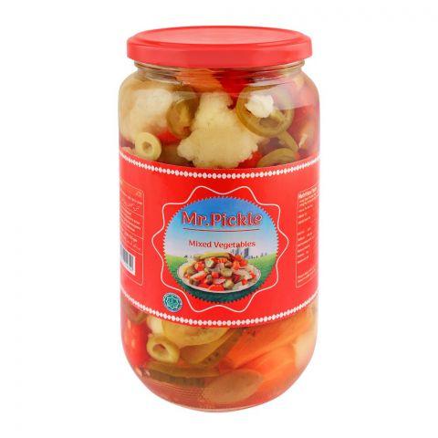 Mr. Pickle Mixed Vegetables, 1050g