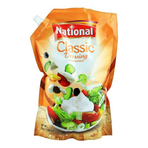 National Classic Dressing Emulsified Sauce, 2KG