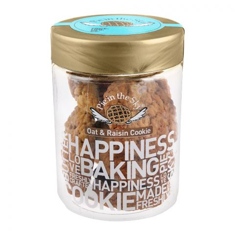 Pie In The Sky Oat & Raisin Cookies, 105g