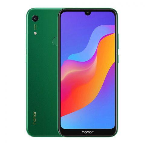 Honor 8A 3GB/64GB Smartphone, Emerald Green