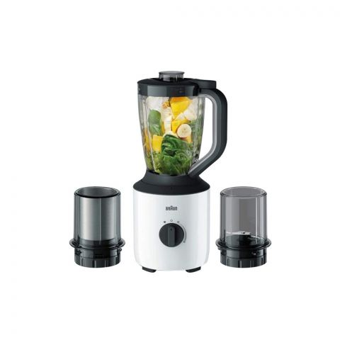 Braun 3-In-1 PowerBlend 3 Blender, JB-3123