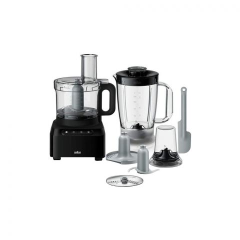 Braun 7-In-1 PurEase Food Processor, FP-3132