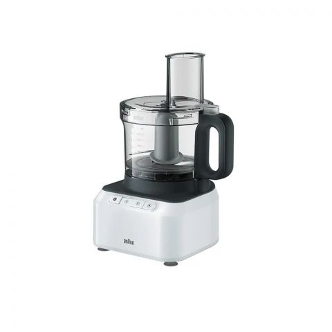 Braun 6-In-1 PurEase Food Processor, FP-3131