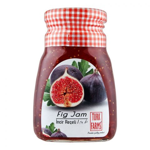 Turk Farms Fig Jam, 360g
