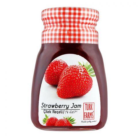 Turk Farms Strawberry Jam, 360g