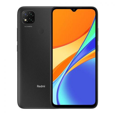 MI Redmi 9C 2GB/32GB, Midnight Gray, Smartphone