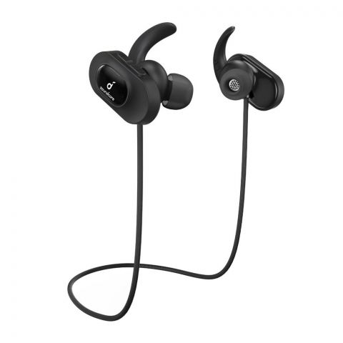 Anker Sound Core Sport Air Wireless Earphones, Black, A3405H11
