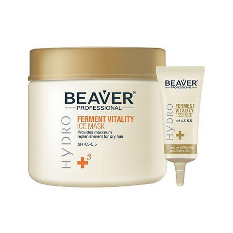 Beaver Hydro +3 Ferment Vitality Ice Mask