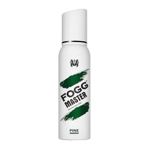 Fogg Master Pine Fragrance Body Spray, For Men, 120ml