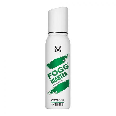 Fogg Master Voyager Intense Fragrance Body Spray, For Men, 120ml