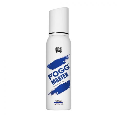 Fogg Master Royal Intense Fragrance Body Spray, For Men, 120ml