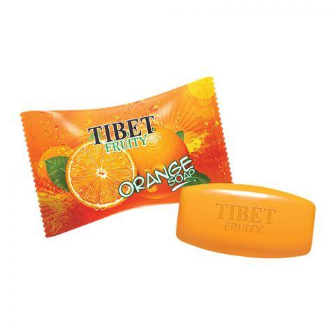 Tibet Fruity Soap, Orange, 140g