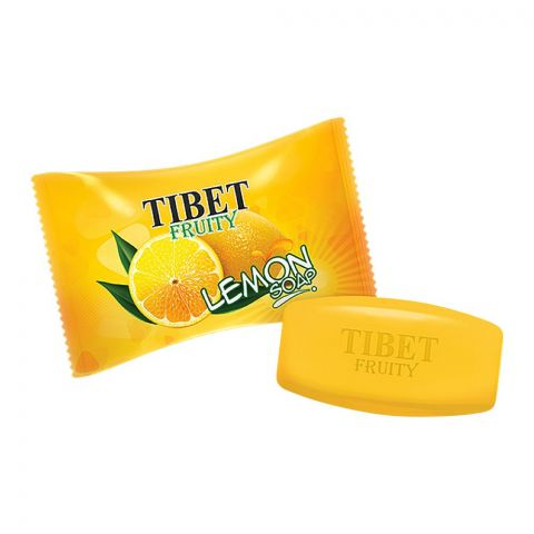 Tibet Fruity Soap, Lemon, 140g