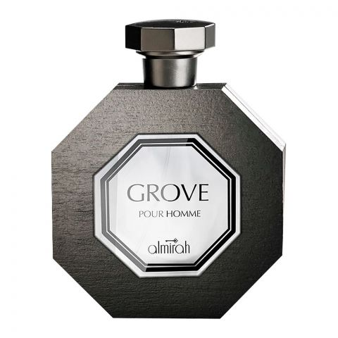 Almirah Grove Pour Homme Eau De Parfum, Fragrance For Men, 80ml