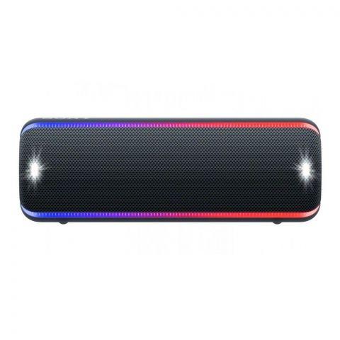 Sony Portable Bluetooth Wireless Speaker, SRS-XB32/LC