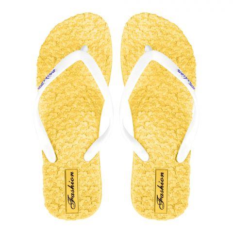 Women's Slippers, G-5, Yellow