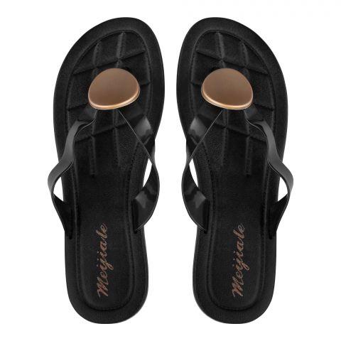 Women's Slippers, G-8, Black
