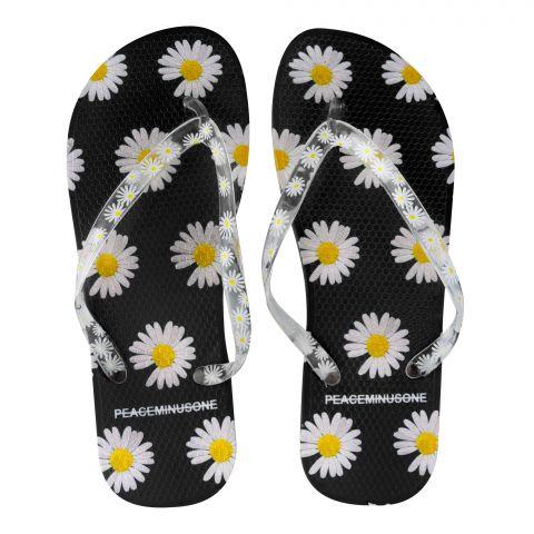 Women's Slippers, G-9, Black