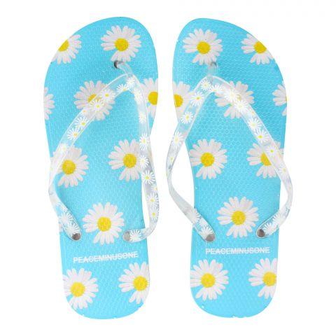 Women's Slippers, G-9, Blue