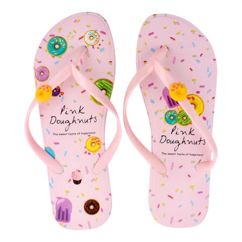 Women's Slippers, G-11, Pink