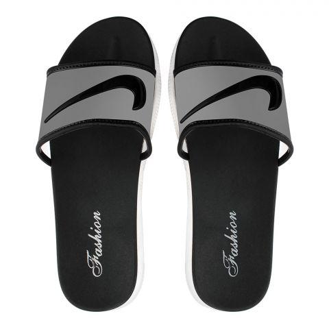 Women's Slippers, G-12, Black
