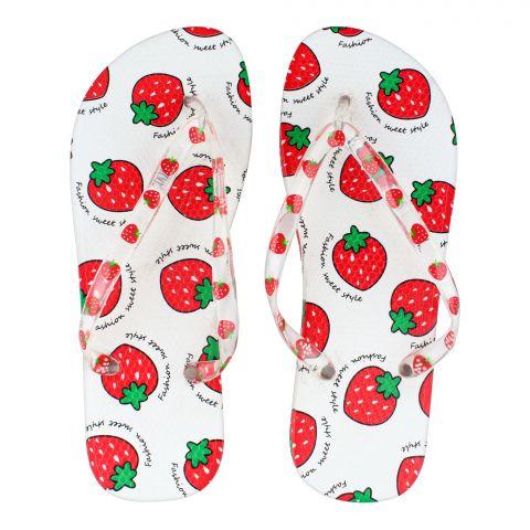Women's Slippers, G-14, Red