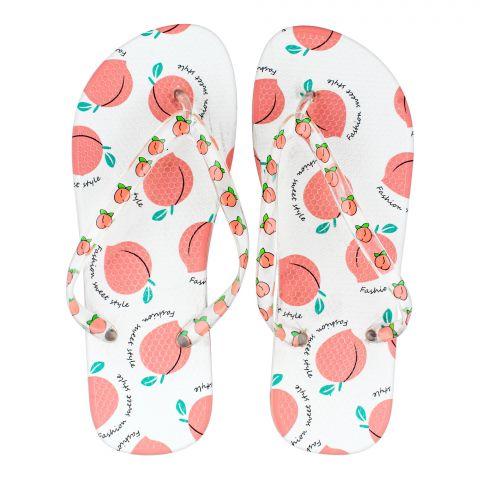 Women's Slippers, G-14, Peach