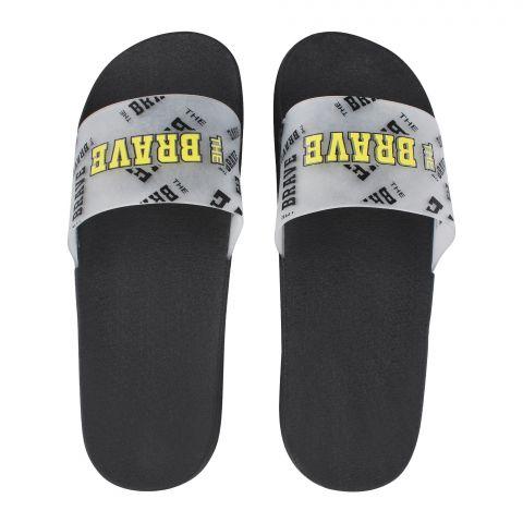 Men's Slippers, G-17, Black