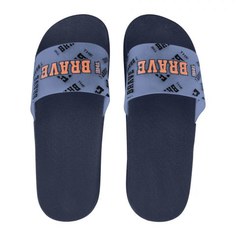 Men's Slippers, G-17, Blue