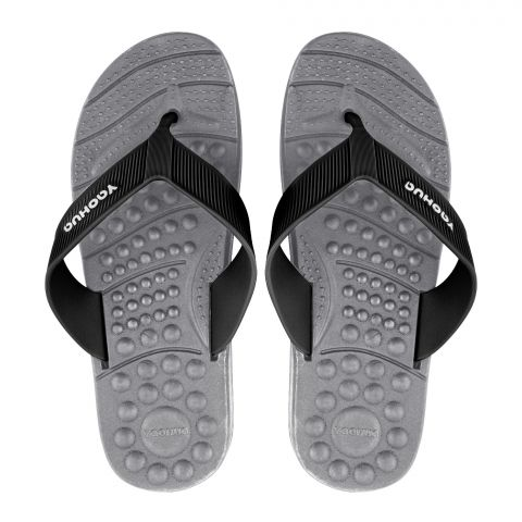 Men's Slippers, G-18, Grey