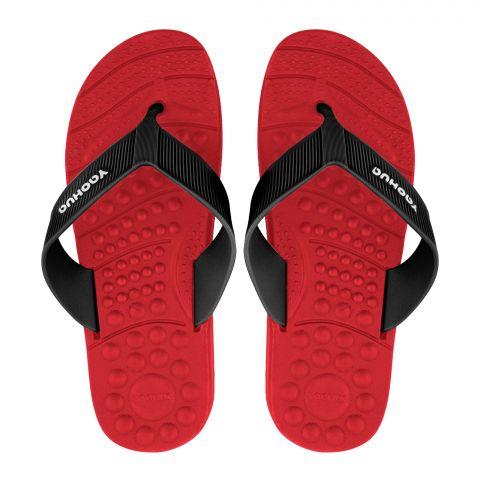 Men's Slippers, G-18, Red