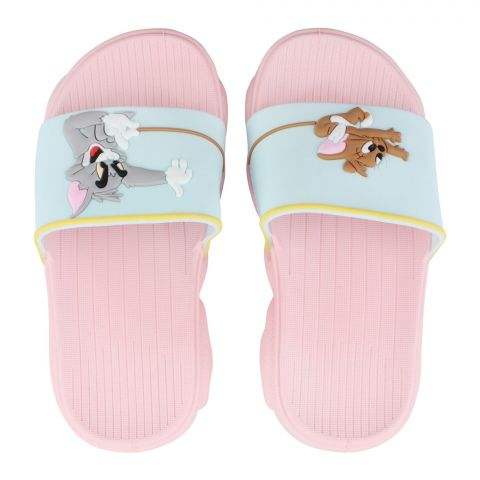 Kid's Slippers, G-22, Pink