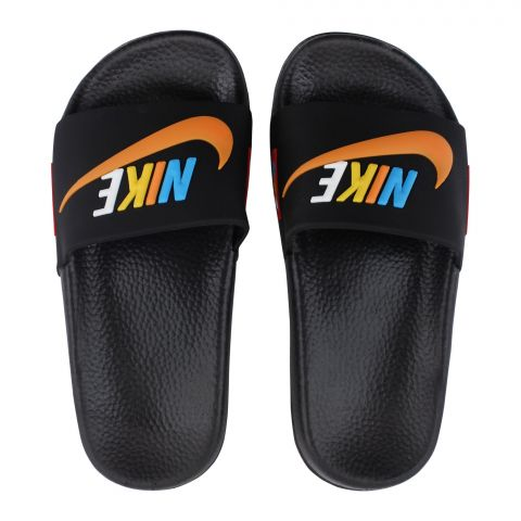 Kid's Slippers, G-23, Orange