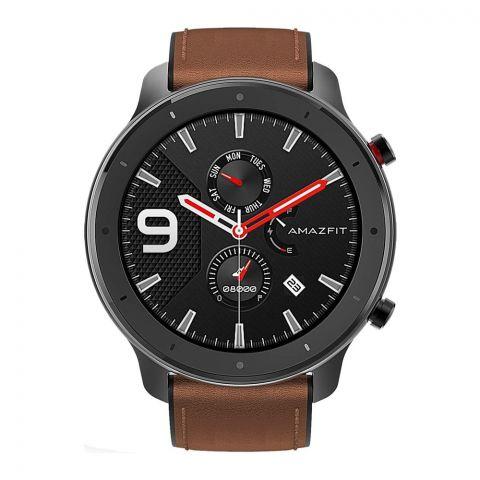 Amazfit GTR Smart Watch, 47mm, Aluminium Alloy, A1902